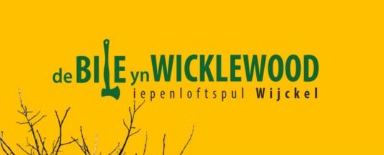 Sponsoring 'de Bile yn Wicklewood – de Bijl in Wicklewood'